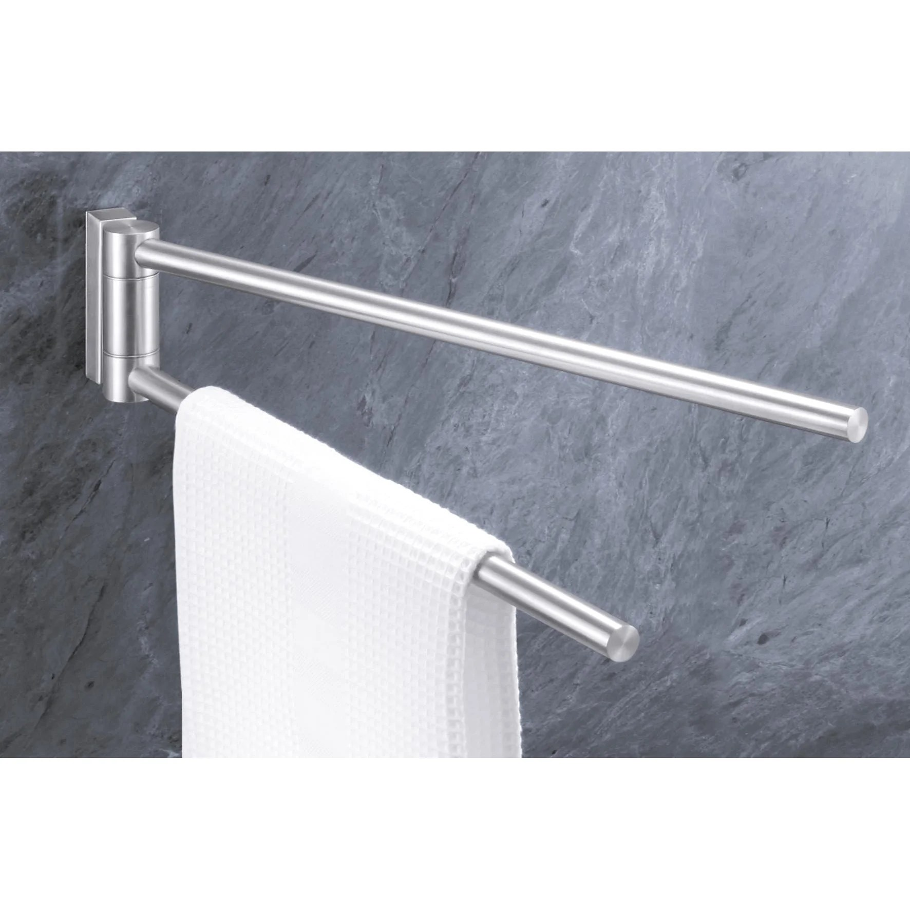 zac swivel chair carolina panthers bungee zack bathroom accessories 18 quot wall mounted towel bar