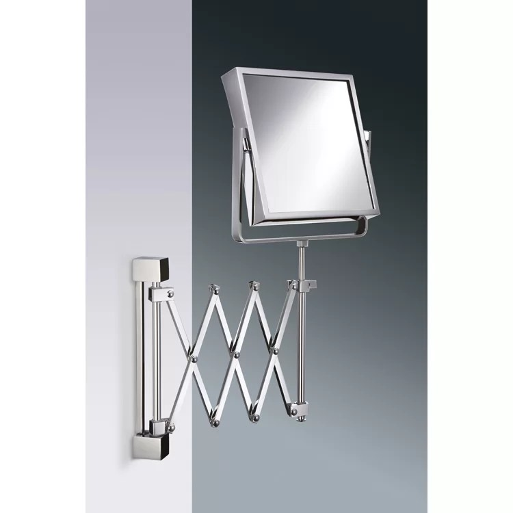 Windisch by Nameeks Wall Mounted Extendable Double Face