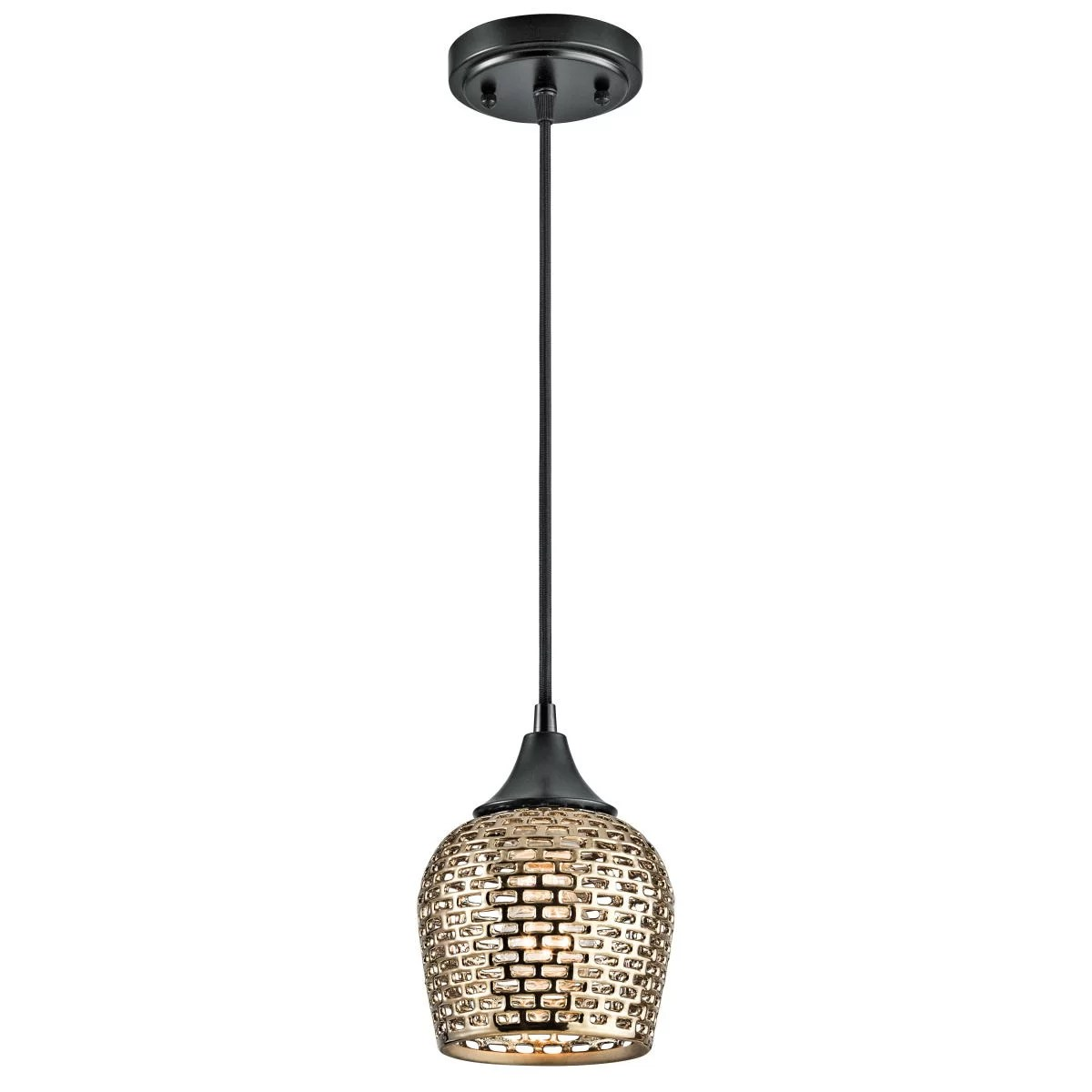 Kichler Annata 1 Light Mini Pendant  Reviews  Wayfair
