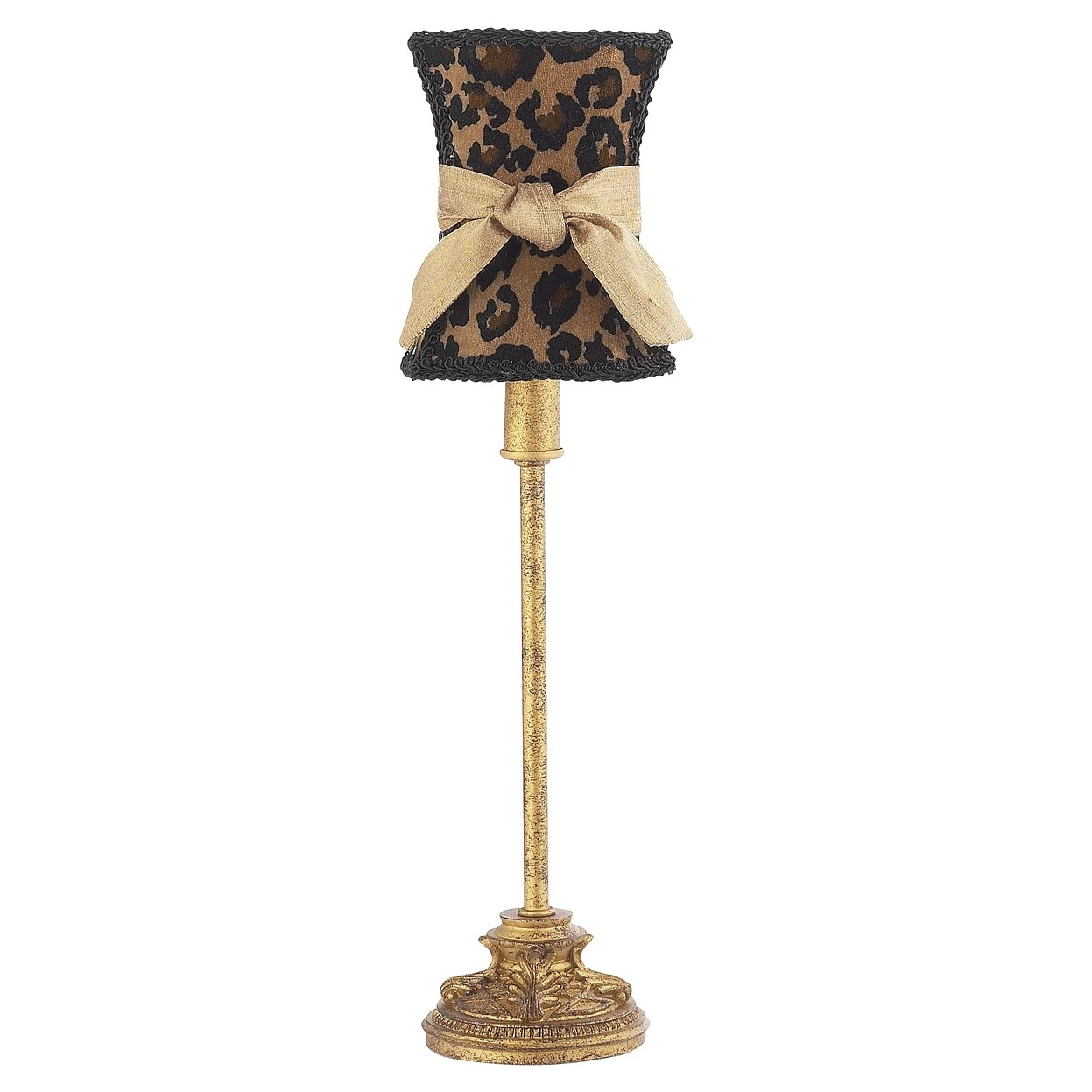 "Jubilee Collection Leaf Scroll 14"" Table Lamp & Reviews"