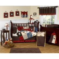 Sweet Jojo Designs Wild West Cowboy 9 Piece Crib Bedding ...
