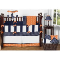 Sweet Jojo Designs Arrow 9 Piece Crib Bedding Set ...