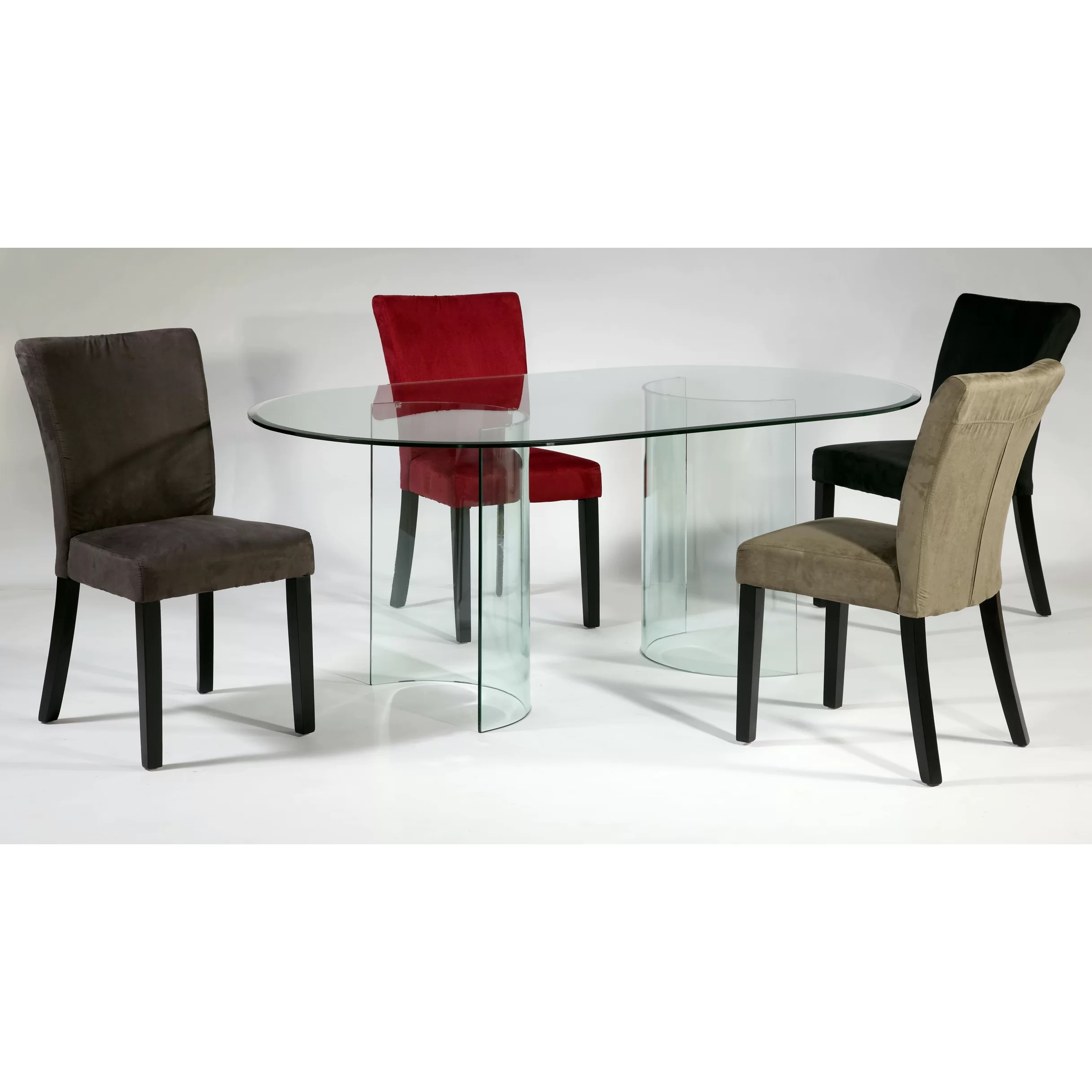 parson dining room chair sets wrought iron feet chintaly monica and reviews wayfair