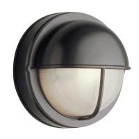 TransGlobe Lighting 1 Light Outdoor Bulkhead Light ...