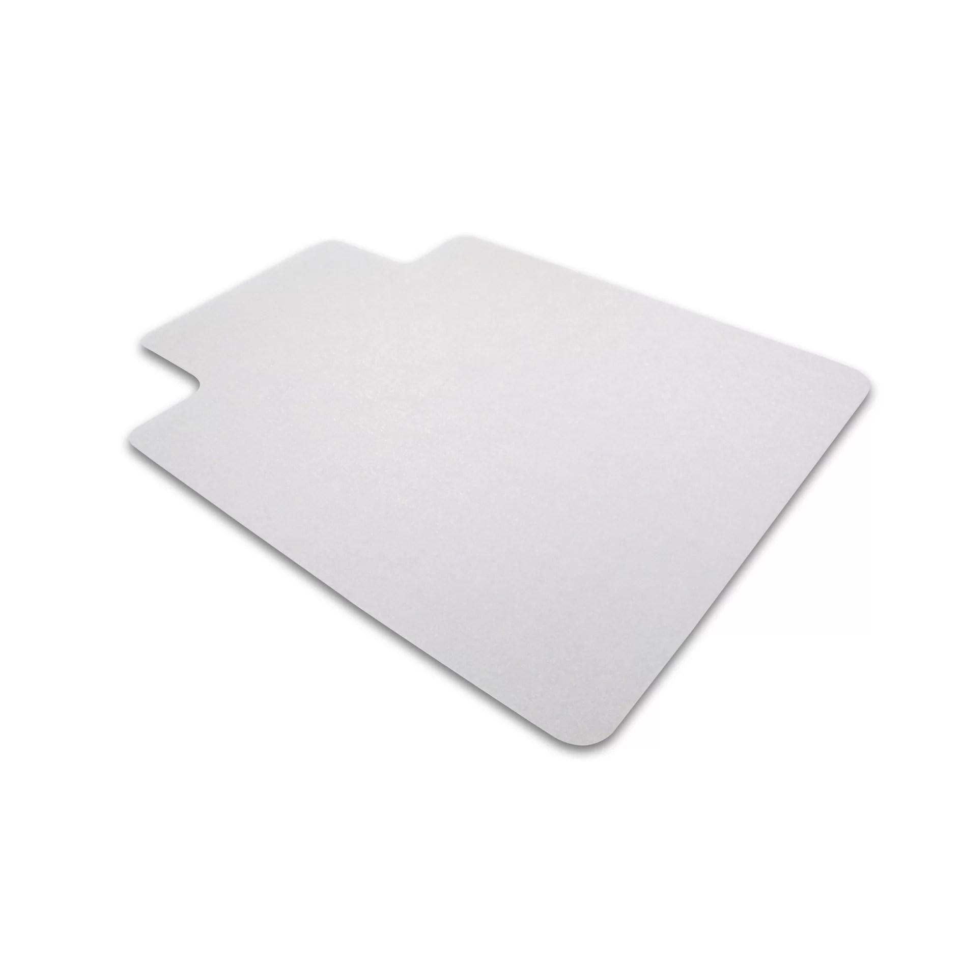 floortex chair mat zero gravity cord replacement cleartex hard floor and reviews wayfair