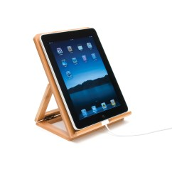 Ipad Stand For Chair Small Red Leather Lipper International And Reviews Wayfair