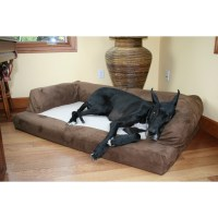 Hidden Valley Products Baxter Couch Bolster Dog Bed ...