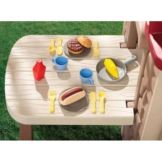 Little Tikes Picnic on the Patio Playhouse & Reviews