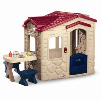 Little Tikes Picnic on the Patio Playhouse & Reviews | Wayfair