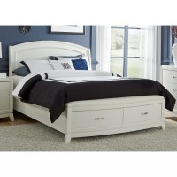 Liberty Furniture Storage Platform Customizable Bedroom ...