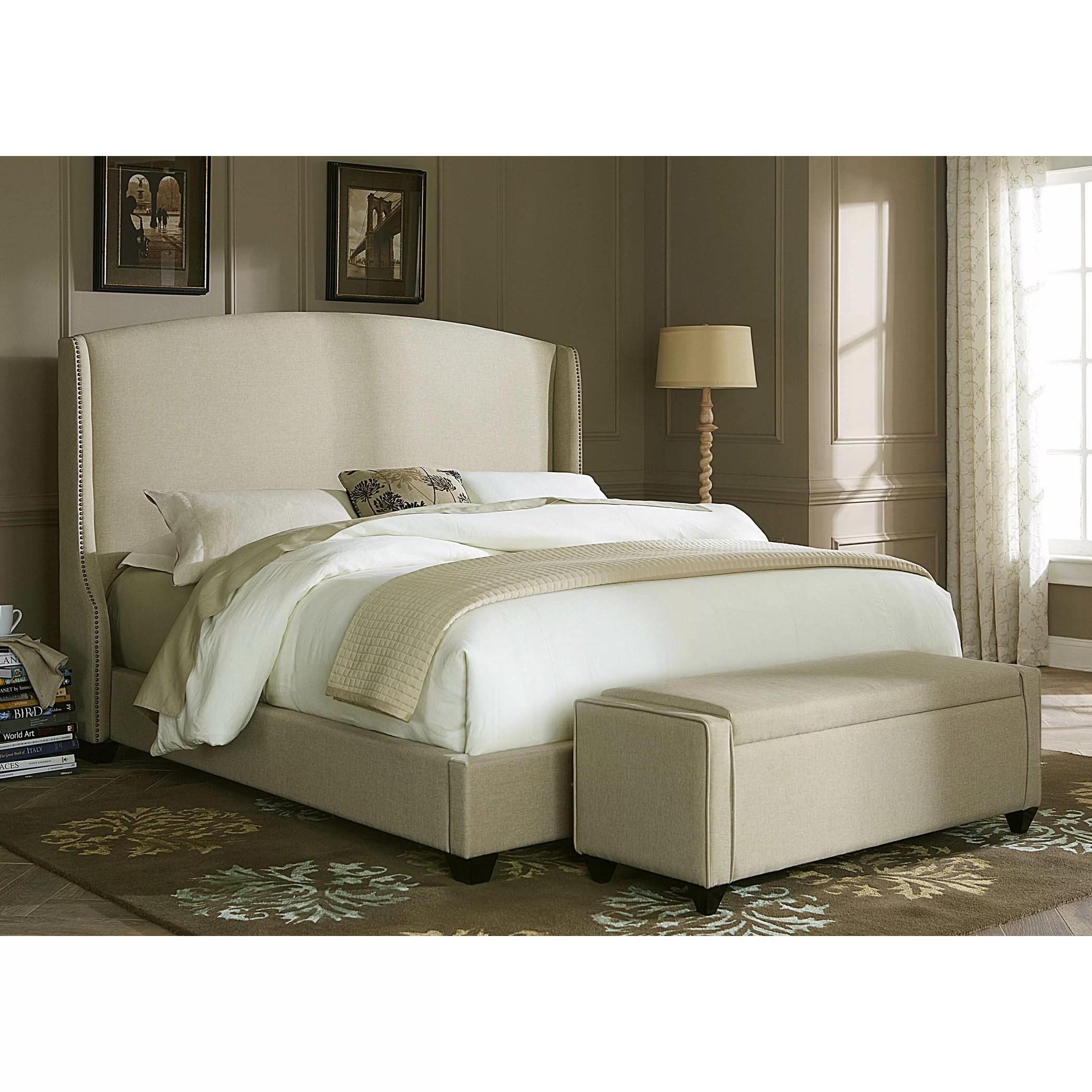 Liberty Furniture Upholstered Storage Bedroom Bench