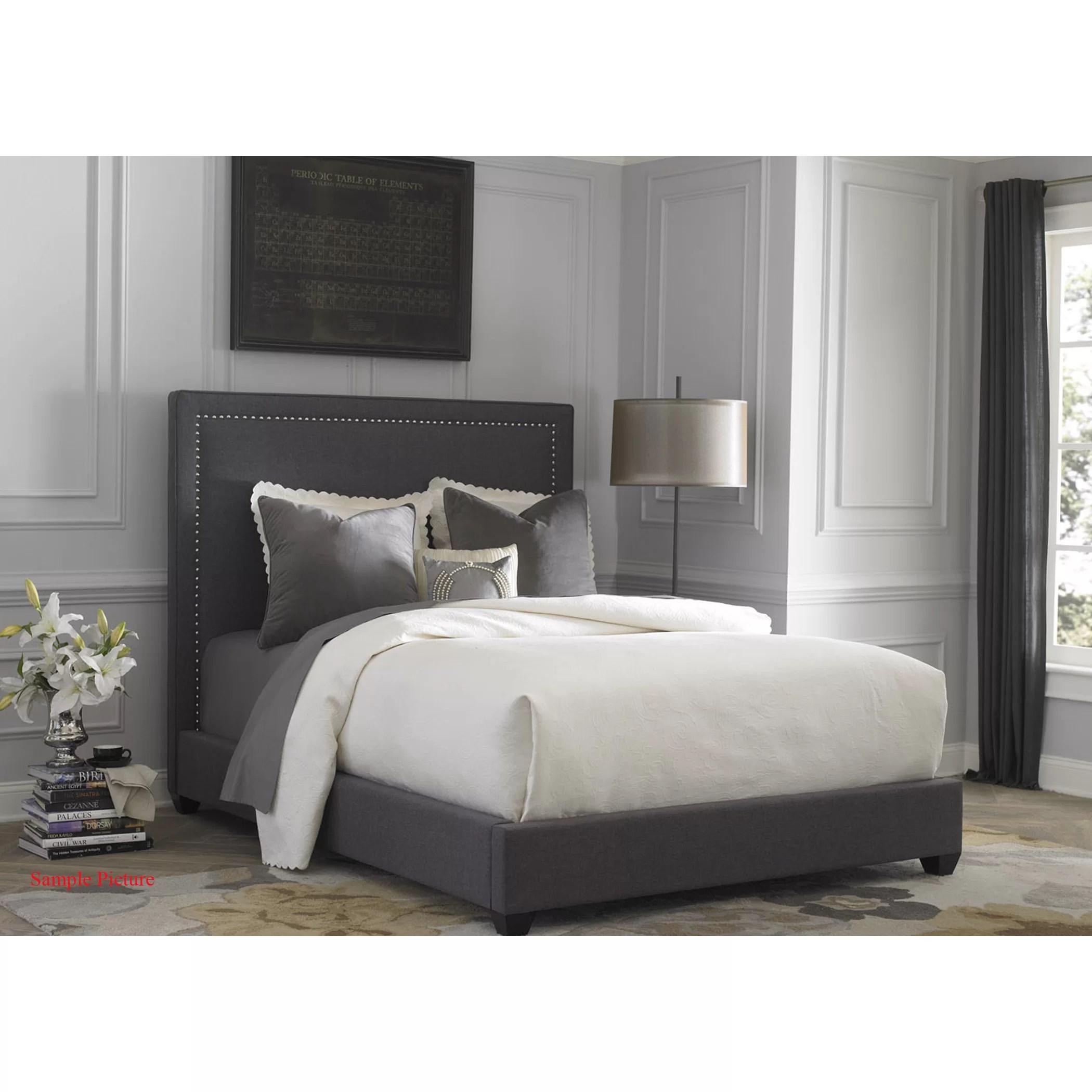 Liberty Furniture Upholstered Headboard  Reviews  Wayfair