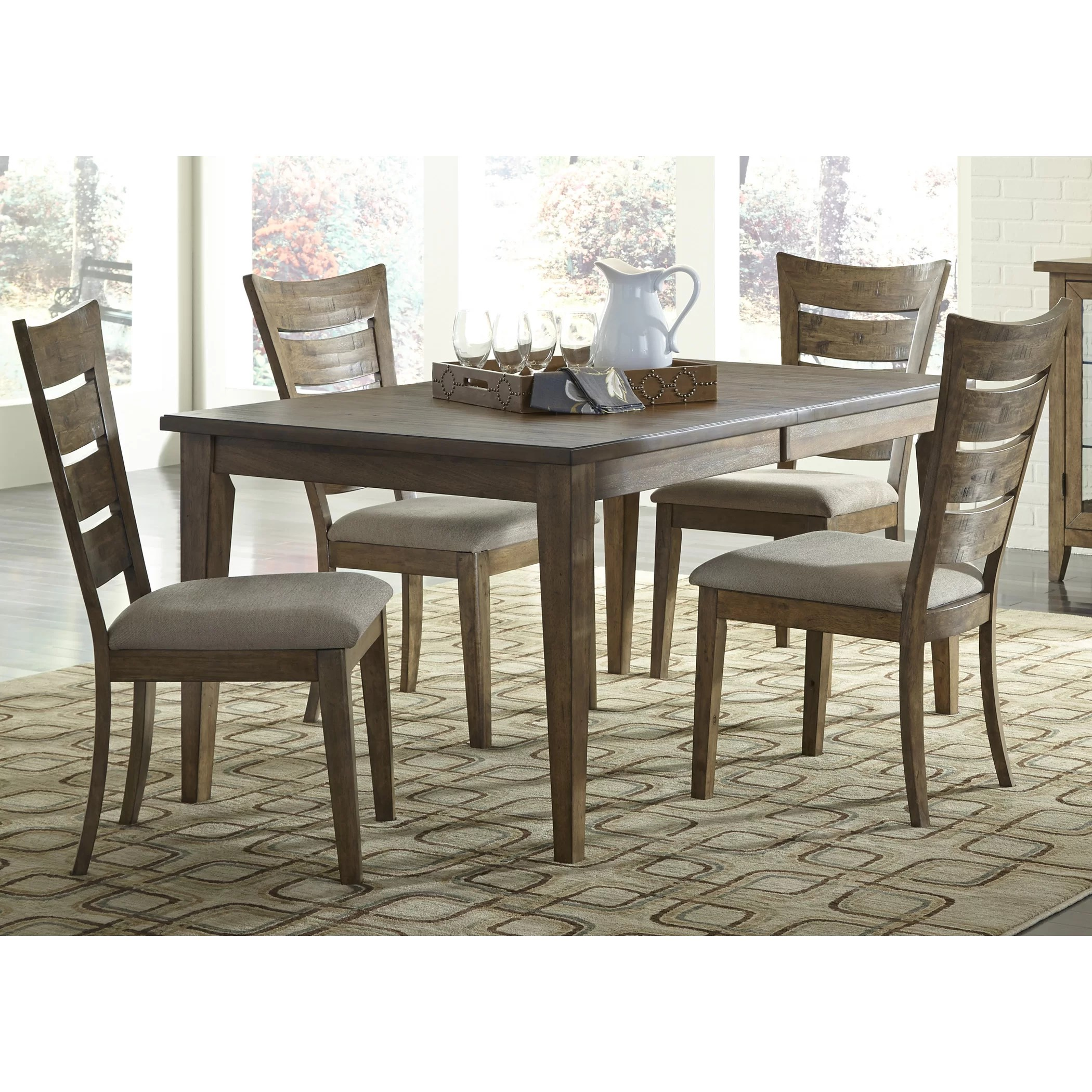 liberty dining chairs baby bounce chair furniture 5 piece set and reviews wayfair