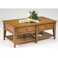 Liberty Furniture Lake House Coffee Table Set & Reviews ...