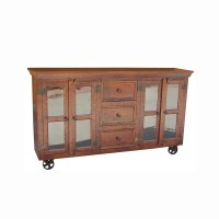 Yosemite Home Decor Storage / Display Cabinet