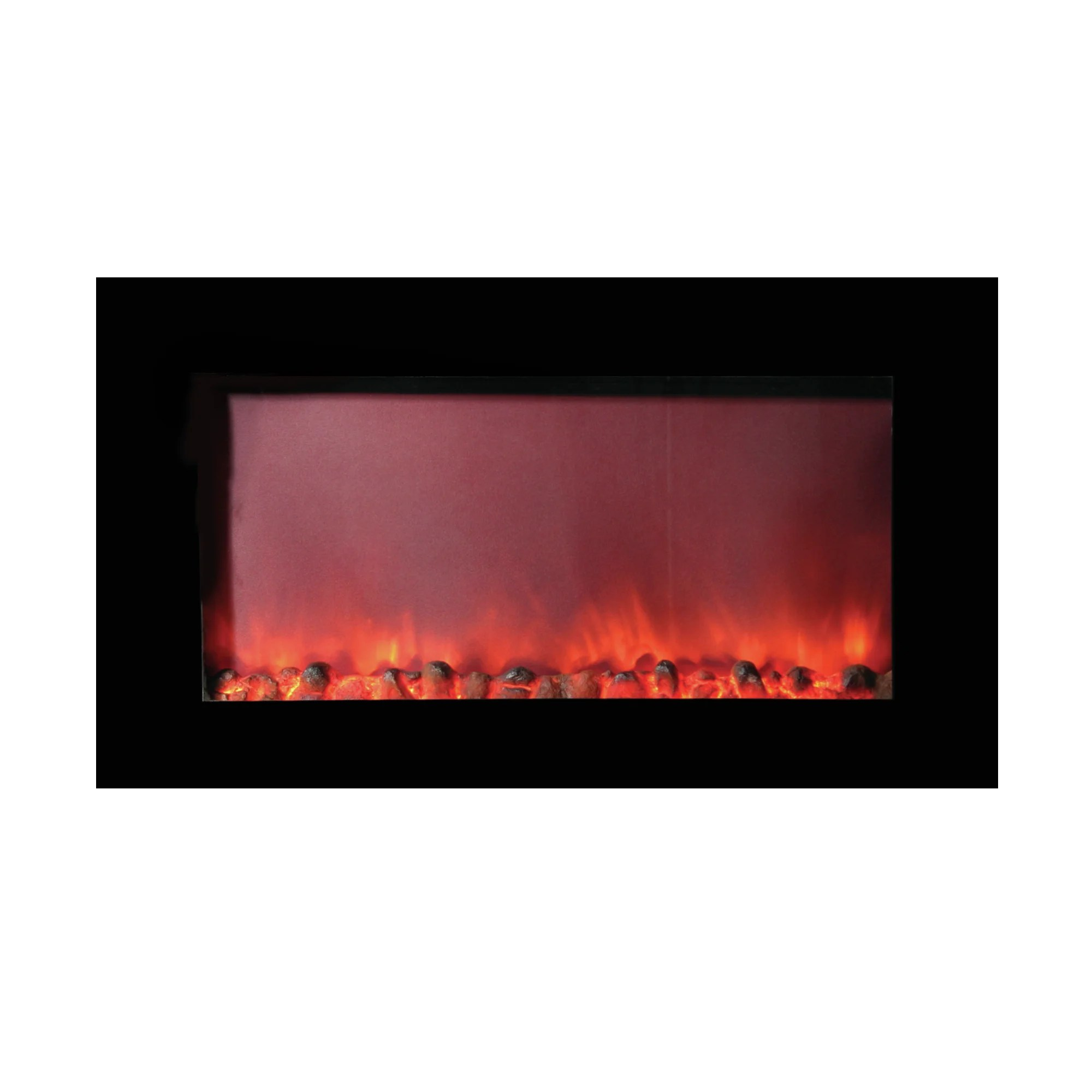 Yosemite Home Decor Electric Fireplace