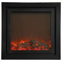 Yosemite Home Decor Ares Wall Mount Electric Fireplace ...