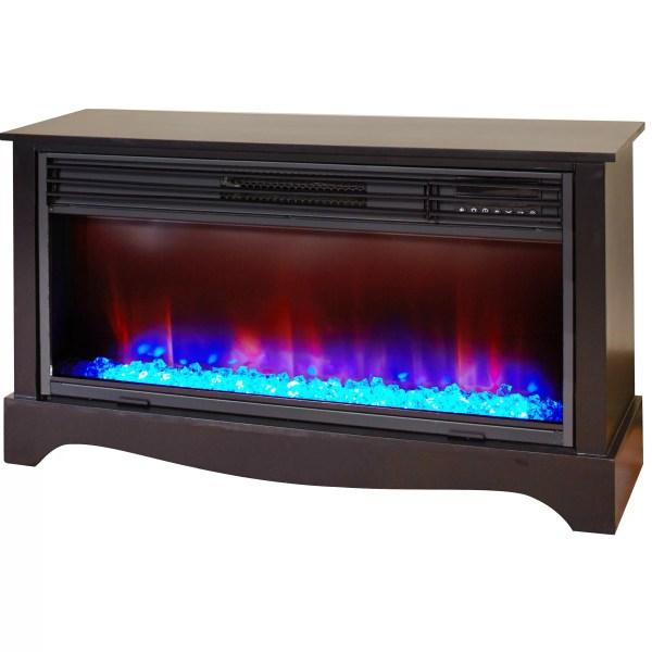 Lifesmart Lifezone Infrared Electric Fireplace &