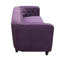 Diamond Sofa Bellini Button Tuft Sofa & Reviews | Wayfair