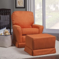 Little Castle Chair And Half Glider Floor With Back Support Philippines Cottage Ottoman Wayfair