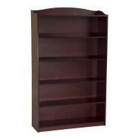 "Guidecraft 6 Shelf 60"" Bookcase & Reviews 