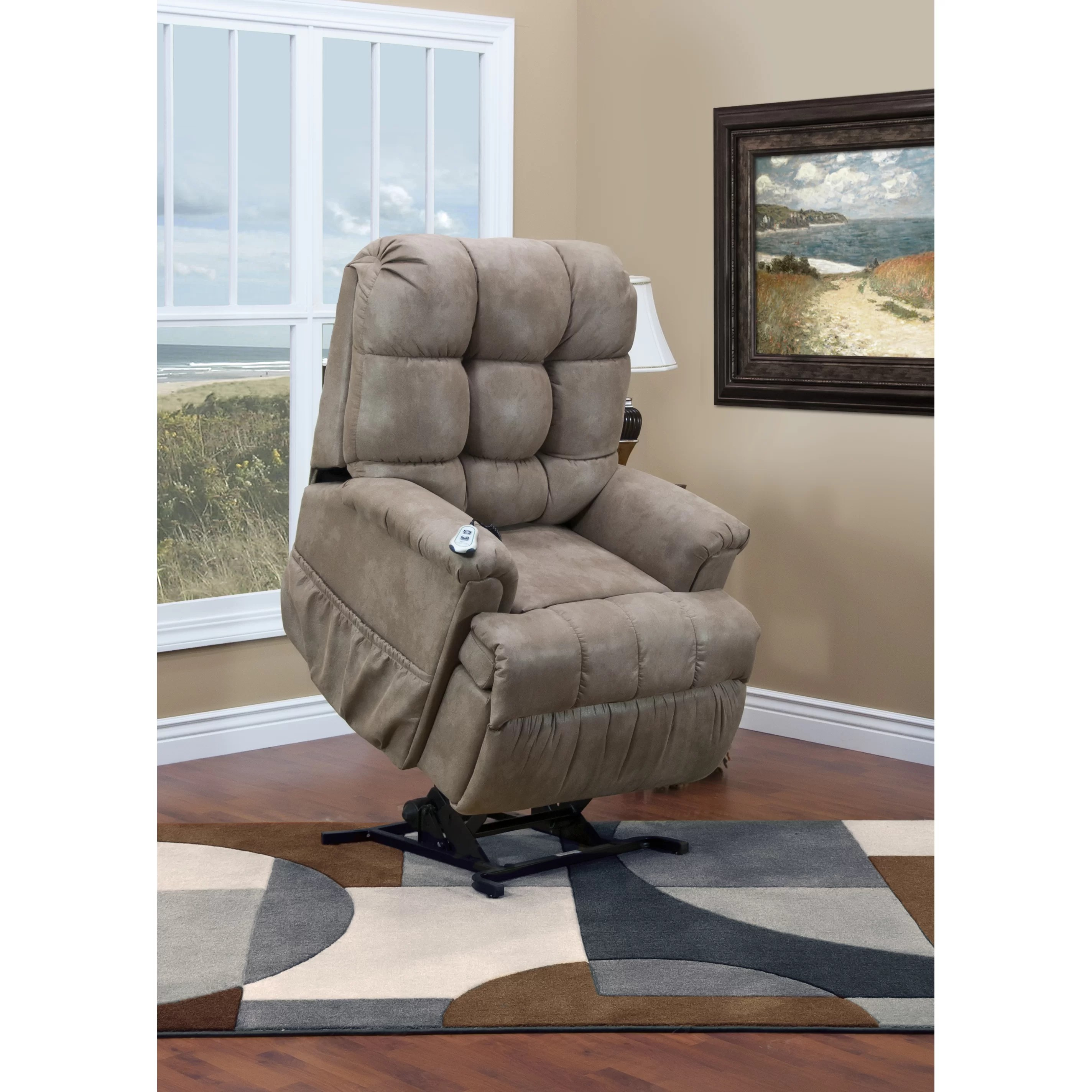 Med Lift Chairs Med Lift 5500 Series Petite Wall A Way Reclining Lift