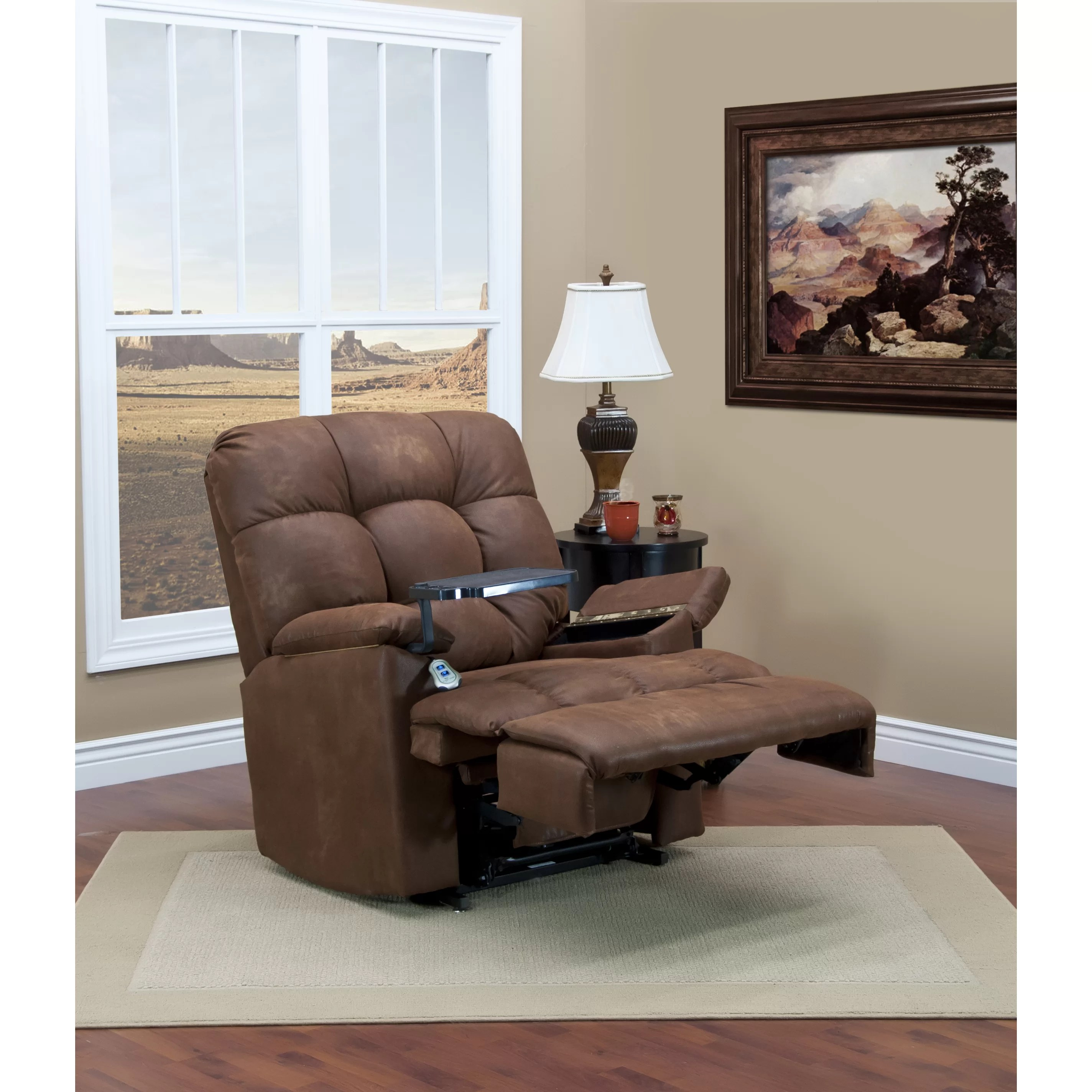 Med Lift Chairs Med Lift 5600 Series Wall A Way Reclining Lift Chair