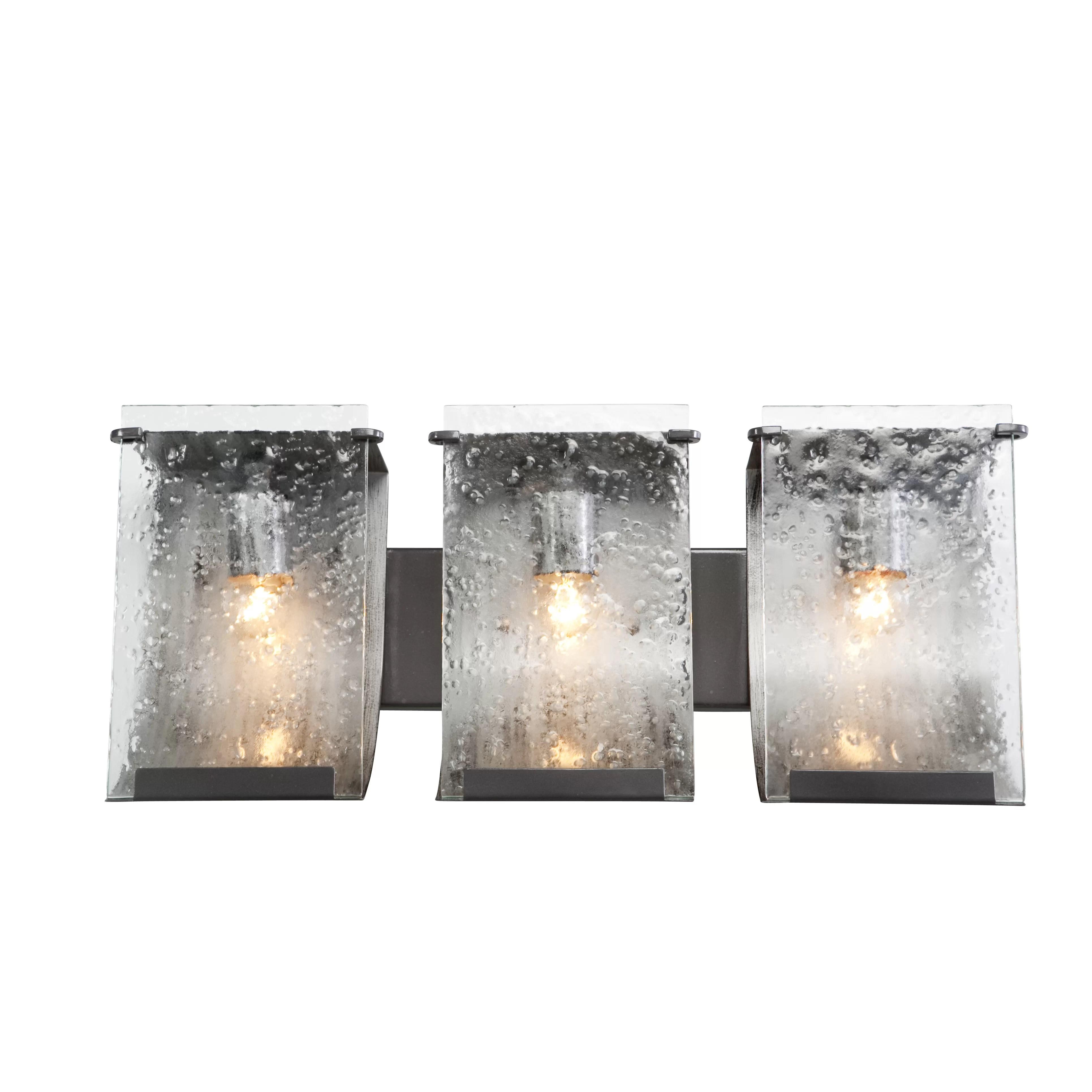 Varaluz Rain Recycled 3 Light Bath Vanity Light  Reviews