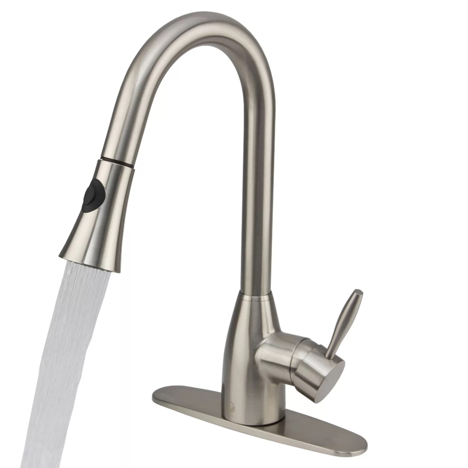 vigo kitchen faucet oil rubbed bronze lighting aylesbury single handle pull down spray