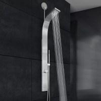 Vigo Retrofit Shower Panel System with Rain Shower Head ...
