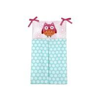 NoJo Love Bird 4 Piece Crib Bedding Set & Reviews | Wayfair