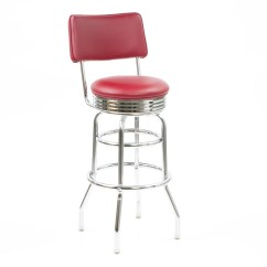 Swivel Chair Regal True Innovations Chairs New Retro Express Bar Stool And Reviews Wayfair
