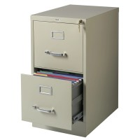CommClad 2 Drawer Letter-Size File Cabinet & Reviews ...