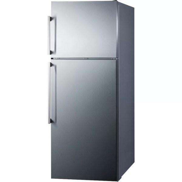 Summit Appliance Thin Line 12.6 Cu. Ft. Top Freezer Refrigerator &