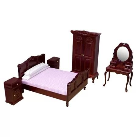 Melissa  Doug Dollhouse Bedroom Furniture  Reviews  Wayfair