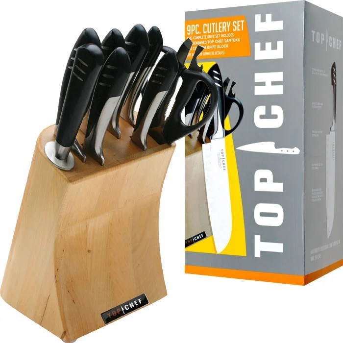 Rated Cutlery Sets Top Block