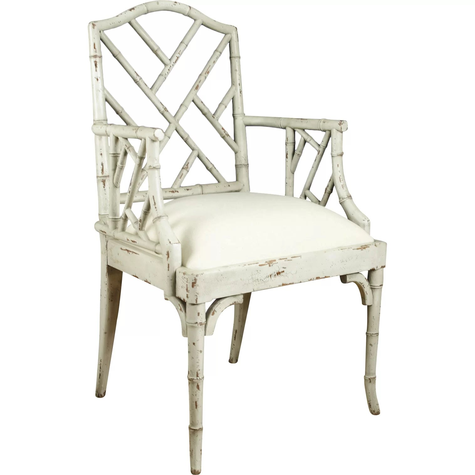 AA Importing Chinese Chippendale Arm Chair  Reviews  Wayfair