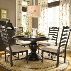 Paula Deen Table And Chairs Zaaz Ergonomic Chair Home 39s Extendable Dining Reviews