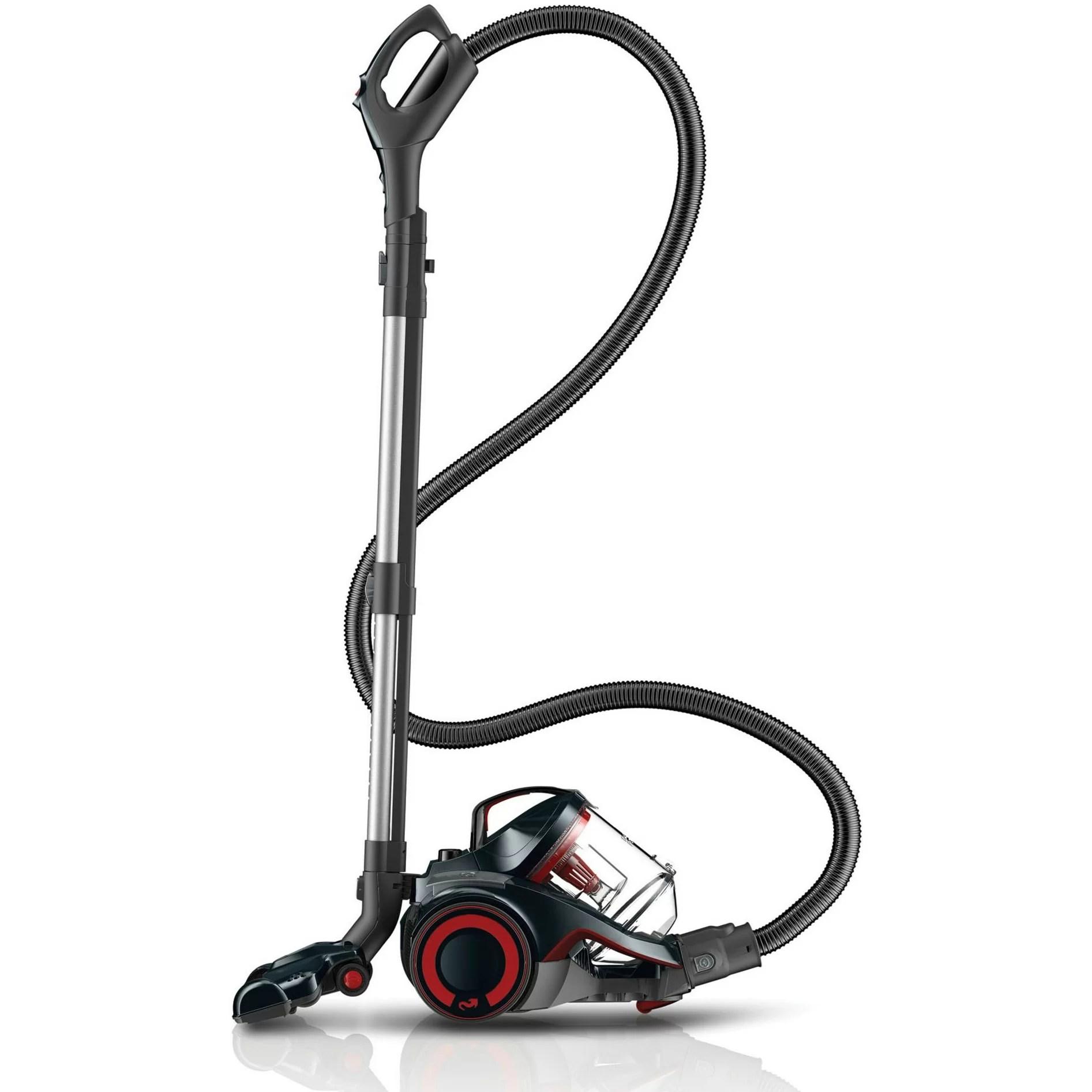 Dirt Devil Dash Multi Power Carpet and Hard Floor Canister Vacuum  Wayfair