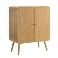 Jual Home Office 2 Door Storage cabinet   Wayfair UK