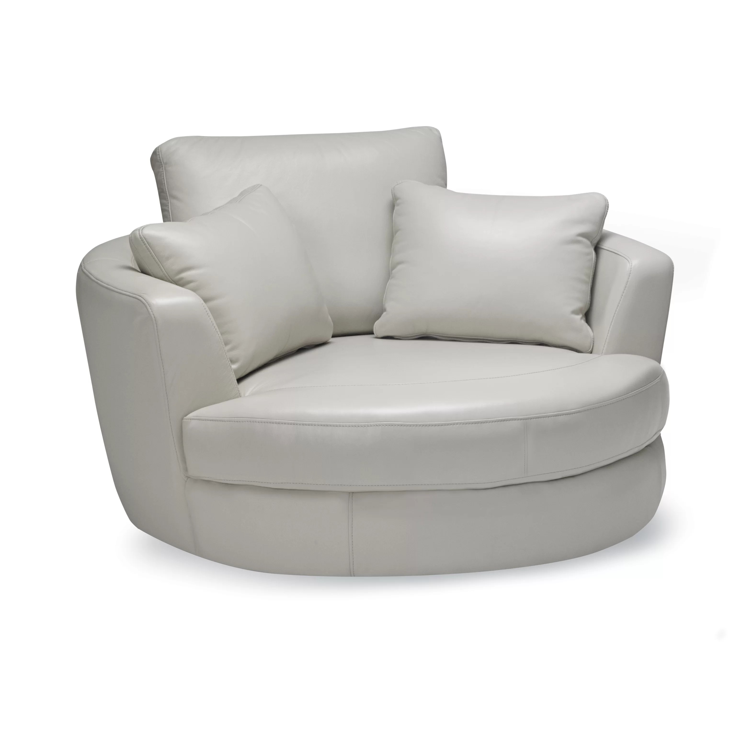 Go Chair Sofas To Go Cuddle Swivel Chair And Reviews Wayfair