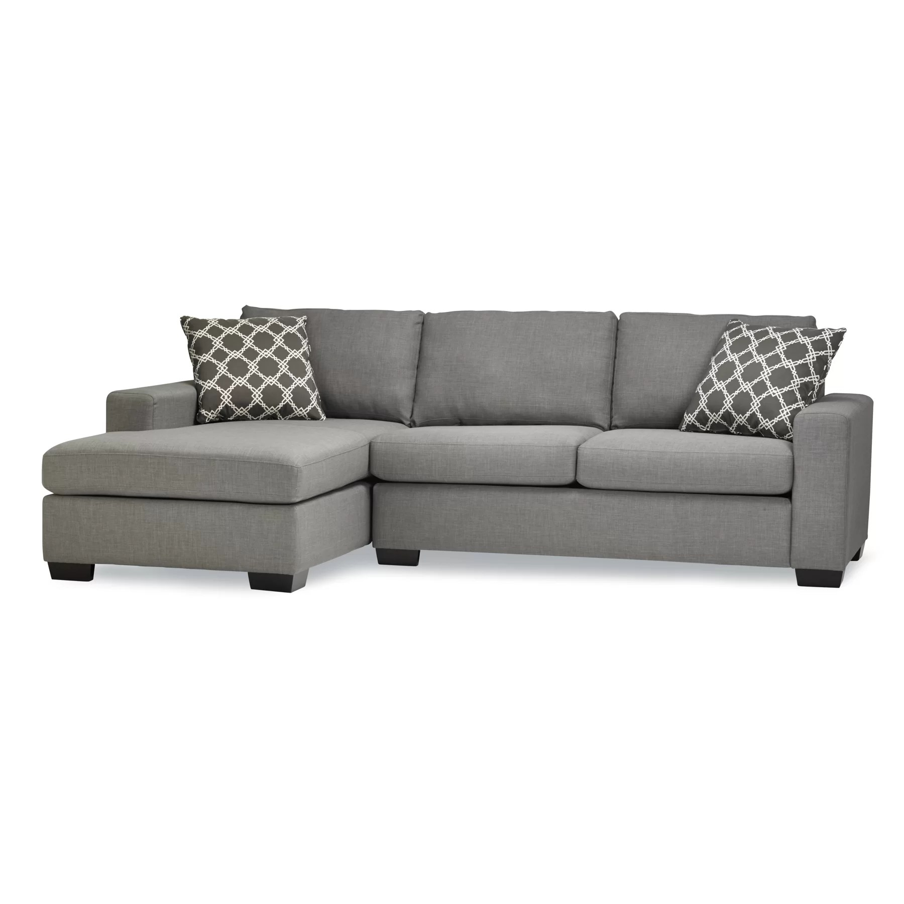 Sofas to Go Mimi Sleeper Sectional  Reviews  Wayfair