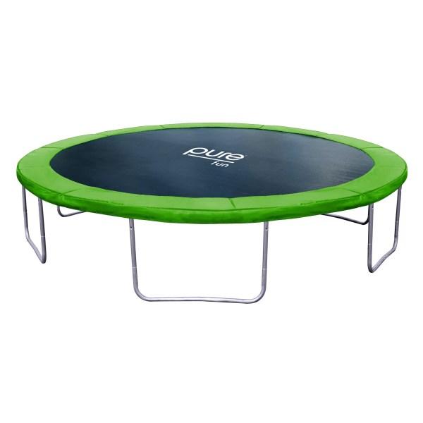 Pure Fun Dura-bounce 14' Trampoline &