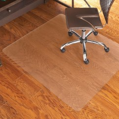 Es Robbins Chair Mat Bulk Covers For Sale Everlife Hard Floor Straight Edge