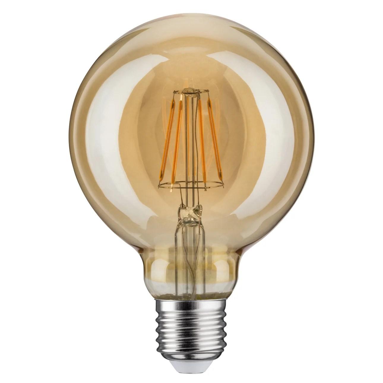 Paulmann Globe LED Light Bulb & Reviews