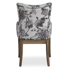 Floral Arm Chair Bungee Office Chairs Somerton Dwelling Sophisticate And Reviews