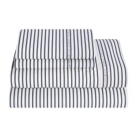 Tommy Hilfiger Signature 200 Thread Count Stripe Print ...