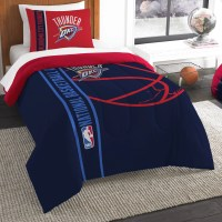 Northwest Co. NBA Thunder Basketball Comforter Set | Wayfair