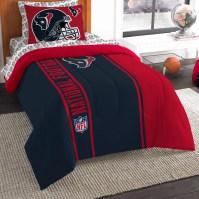 Northwest Co. NFL Texans Comforter Set & Reviews   Wayfair