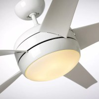 """Emerson Fans 54"""" Midway Eco 5 Blade Ceiling Fan with ..."""